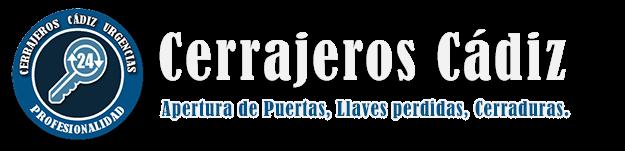 Cerrajeros Urgente Cádiz 24 horas.